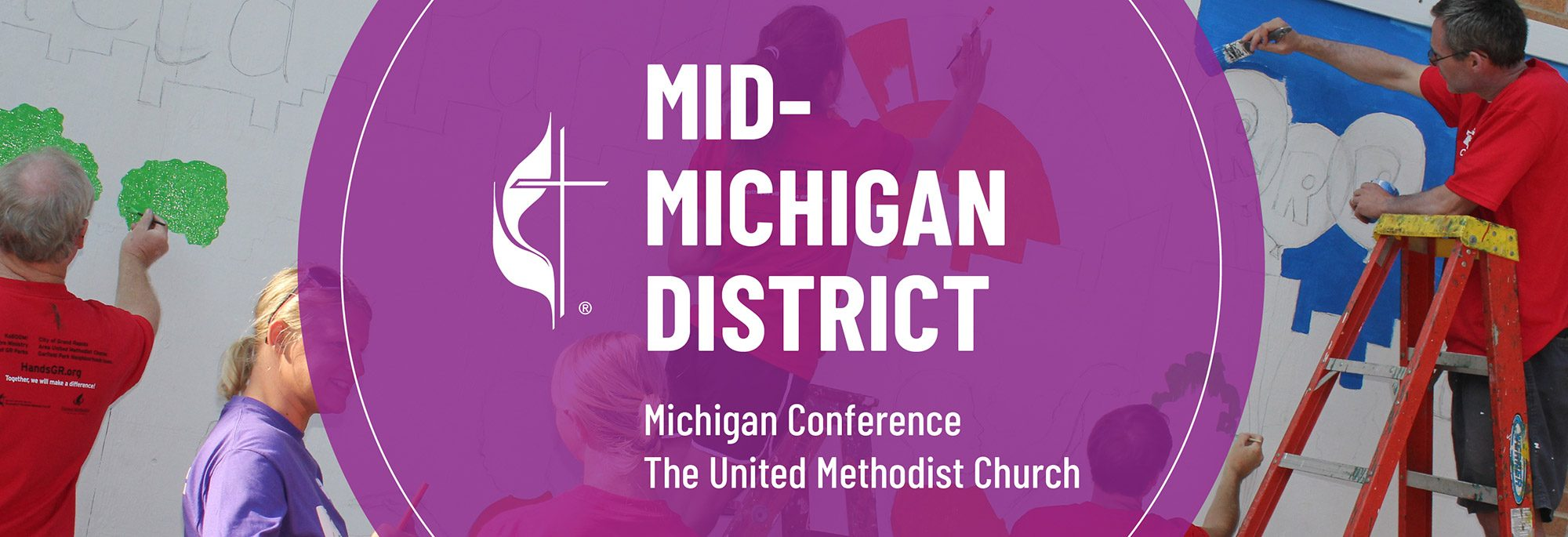 Mid-Michigan District Logo